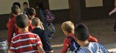 Niños colegio   Redacción