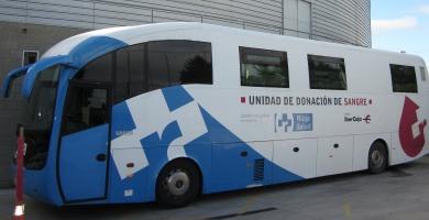 Camión Banco de Sangre   Redacción