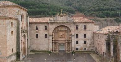 Monasterio de Yuso San Millán   Redacción