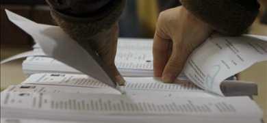 Papeletas elecciones   Redacción