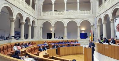 Parlamento de La Rioja   Gobierno de La Rioja