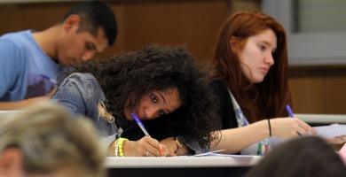 Estudiantes Exámenes | Universidad de La Rioja