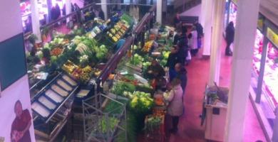 Mercado de San Blas   Redacción