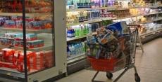 Alimentos en un supermercado   Internet