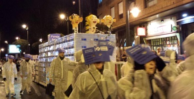 Carnaval Marea Blanca   Redacción
