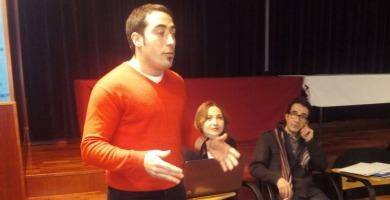Raúl Ausejo, Podemos La Rioja   Redacción