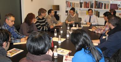 Reunión Starglass   Gobierno de La Rioja