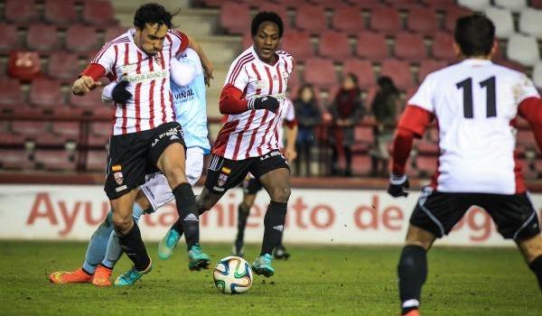 UD Logroñés vs Compostela | UD Logroñés