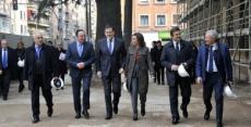 Visita Rajoy   Gobierno de La Rioja