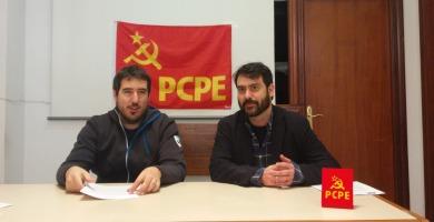 Candidatos 2015 PCPE   Redacción