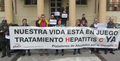 Plataforma Afectados Hepatitis C   Redacción