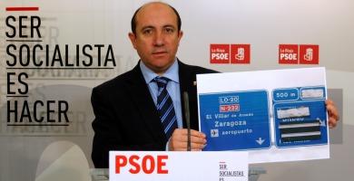 Vicente Urquía A-12   PSOE