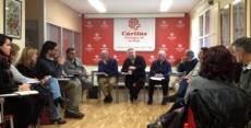 Cáritas y partidos políticos   Redacción