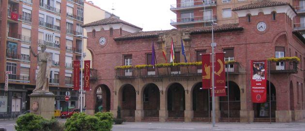 Ayuntamiento Calahorra   $aut_descripcion