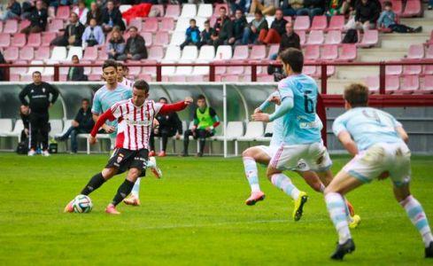 Menudo contra el Celta B | UD Logroñés