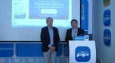 Carlos Cuevas y Emilio del Río   Partido Popular