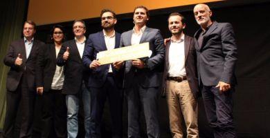 Albert Rivera en Logroño   Internet