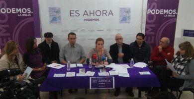 Candidatos Podemos Congreso y Senado   Redacción