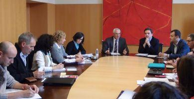 Mesa Sectorial de Educación   Gobierno de La Rioja