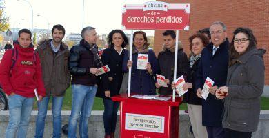 Oficina Derechos Perdidos PSOE La Rioja   PSOE