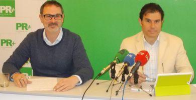 PR+ Gómez y Antoñanzas   PARTIDO RIOJANO
