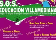 Cartel Villamediana   Redacción