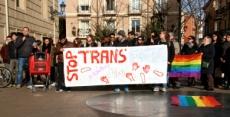 Manifestación Trans   Asayensa Producciones