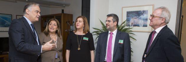 Reunión Altadis Bruselas   Gobierno de La Rioja