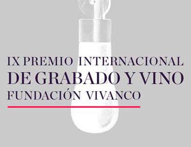IX Premio Internacional de Grabado y Vino   Internet