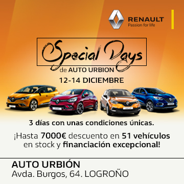 Special Days Renault