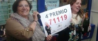 Un décimo del cuarto premio vendido en Logroño y en ...