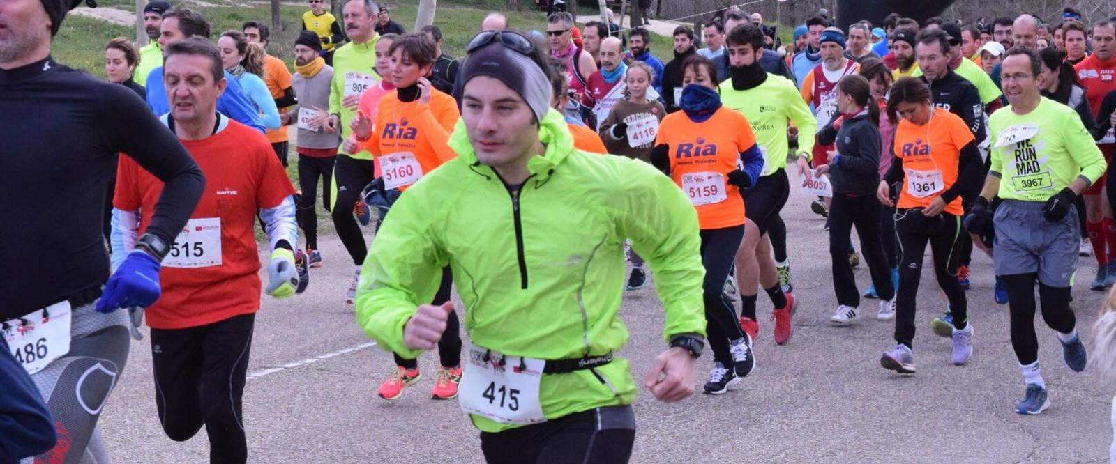 Rodezno correrá en apoyo a los niños con cáncer y sus familias el ...