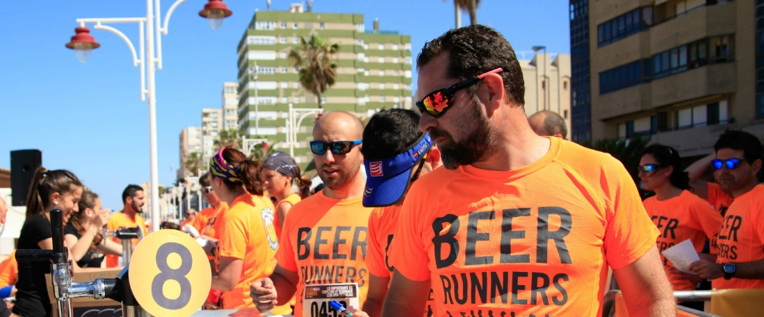 beers and runners