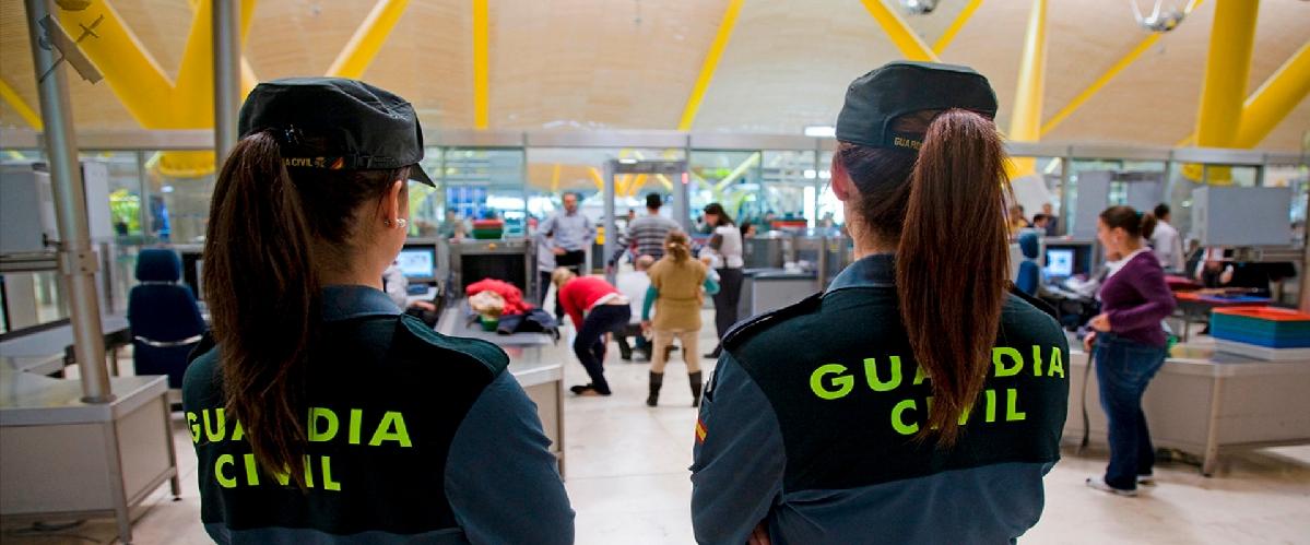Guardia Civil vacaciones