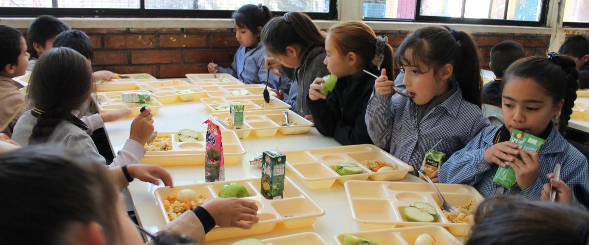 Euros para ayudas de comedor para alumnos for Ayudas para comedor escolar