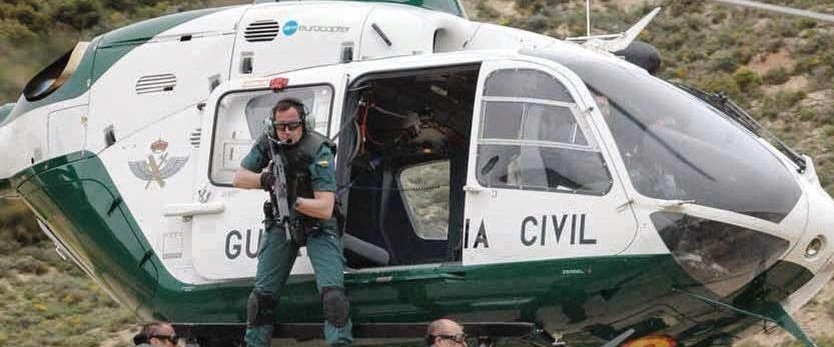 GAR, Guardia Civil