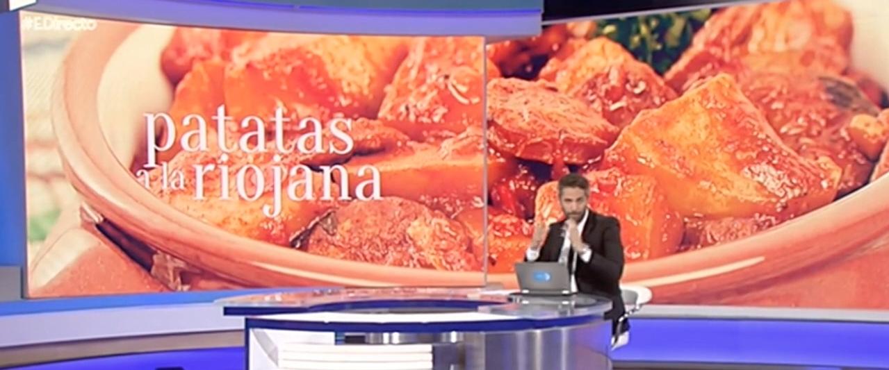4e812c26d564e Ezcaray España Directo Patatas a La Riojana ...