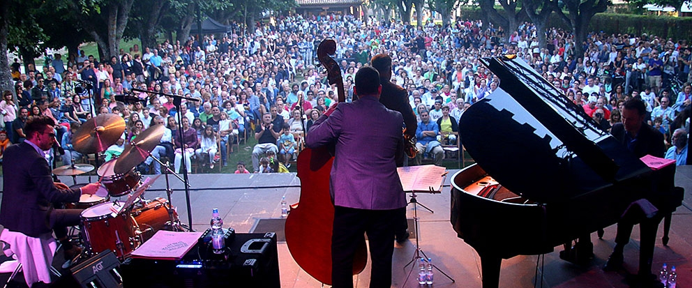 Ray Gelato & The Enforcers en Festival Jazz Ezcaray 2017