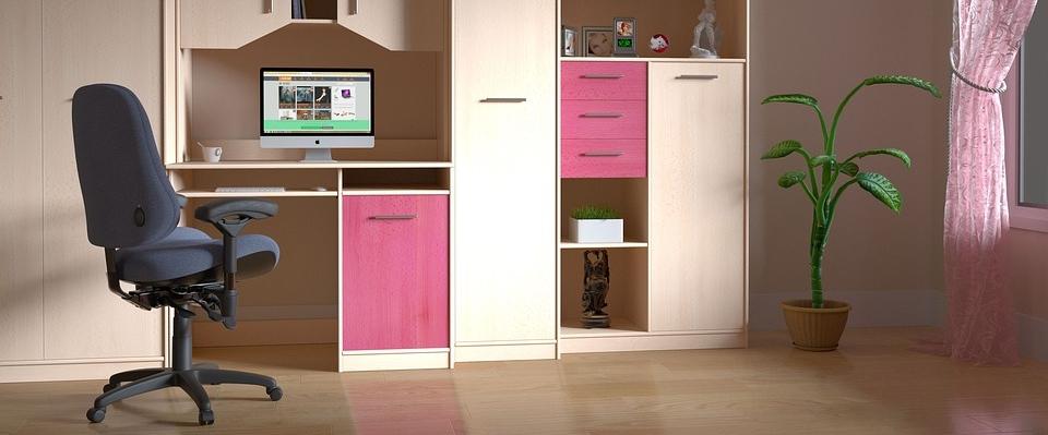 Muebles para habitaciones juveniles que otorgan confortabilidad a ...