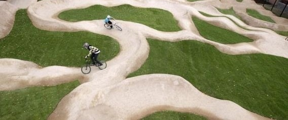 circuito pumptrack