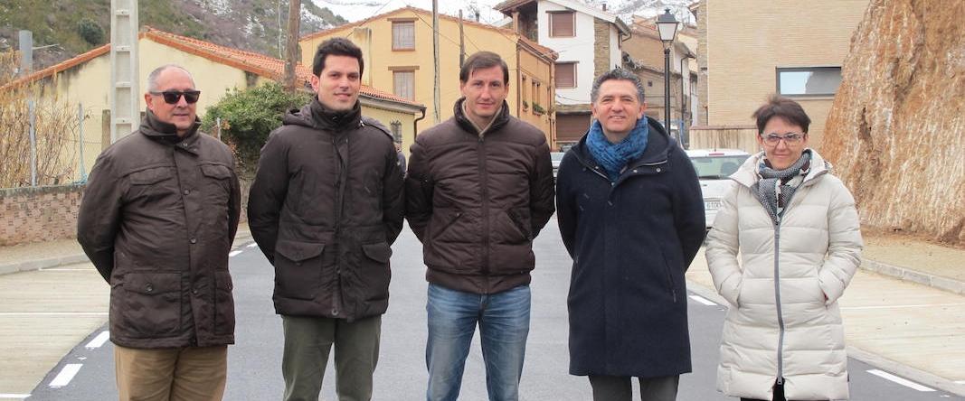 Mas Seguridad Para Los Vecinos De Santa Engracia Del Jubera Rioja2 Com