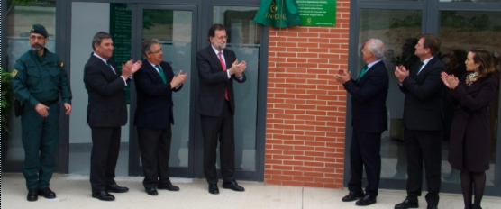 Rajoy Guardia Civil