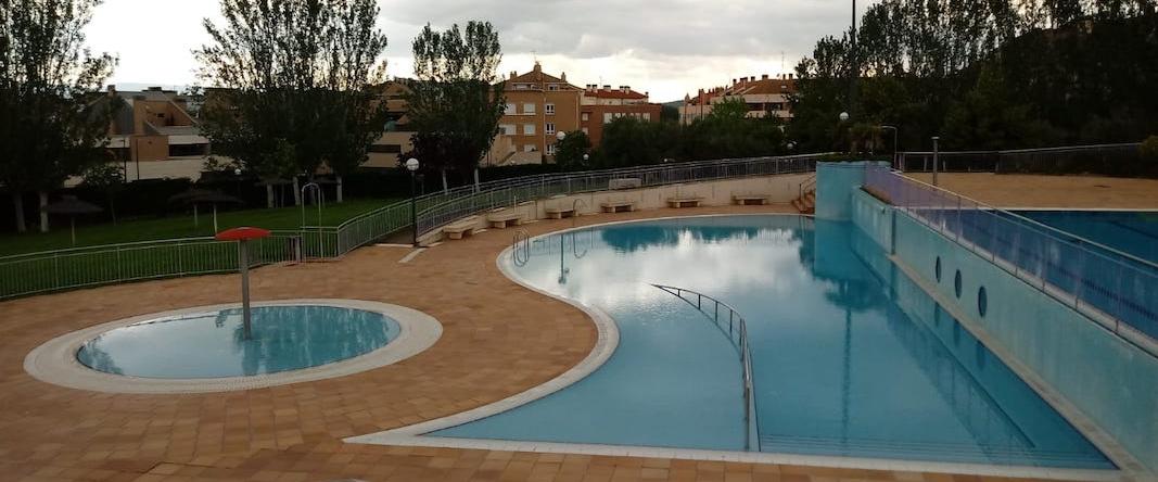 las piscinas de villamediana de iregua abren sus puertas