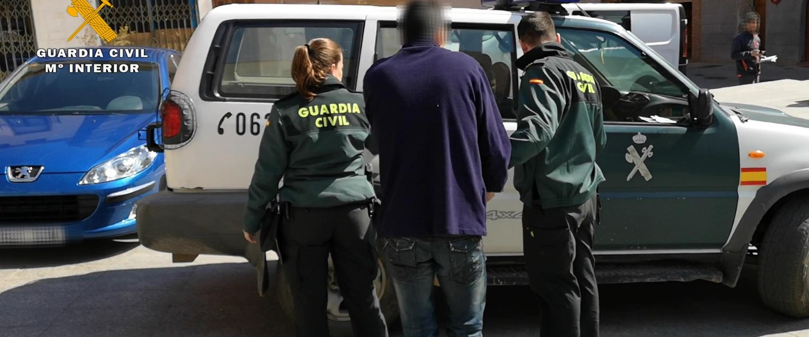 op, guardia civil