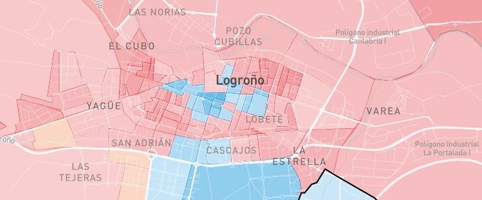 Dime Donde Vives Y Te Dire A Quien Has Votado Rioja2 Com