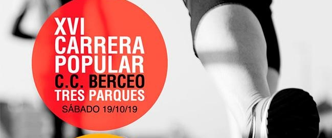 Carrera Popular Tres Parques Berceo