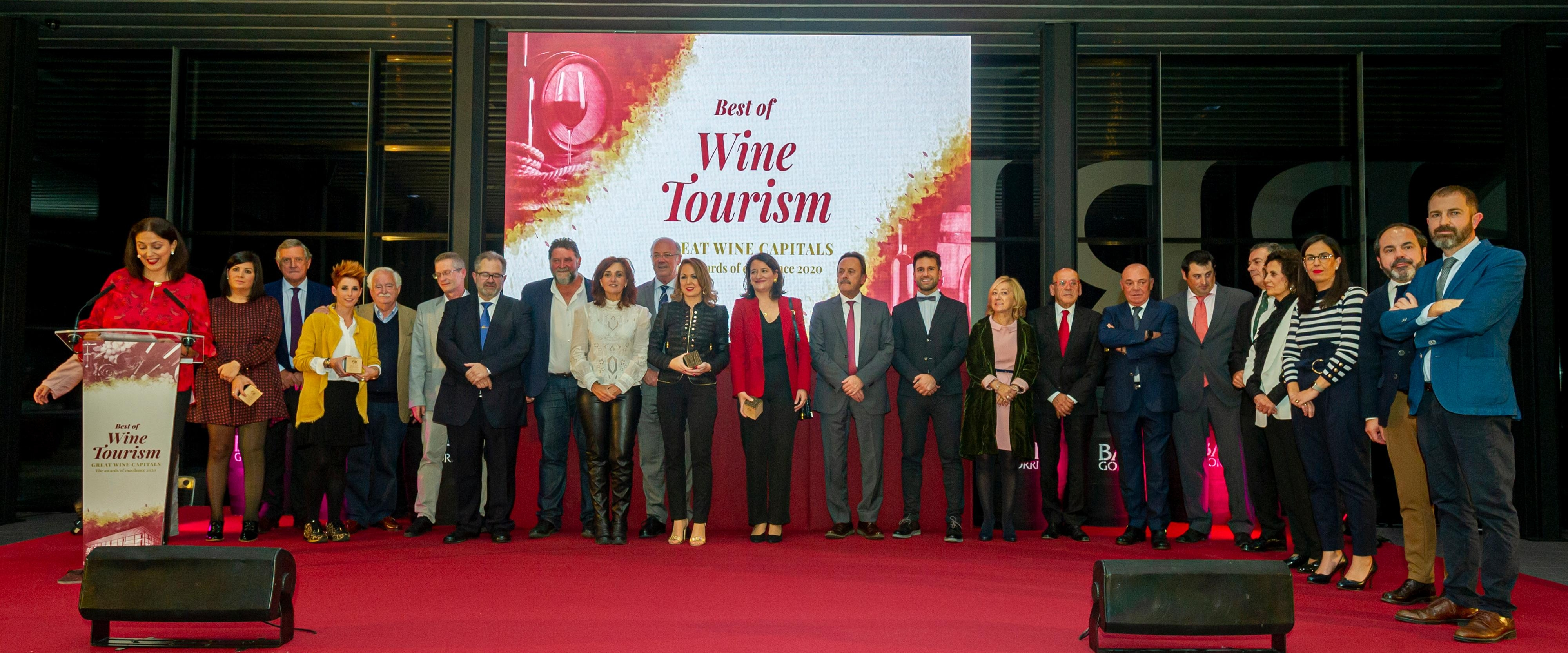 Best of, premios, enoturismo
