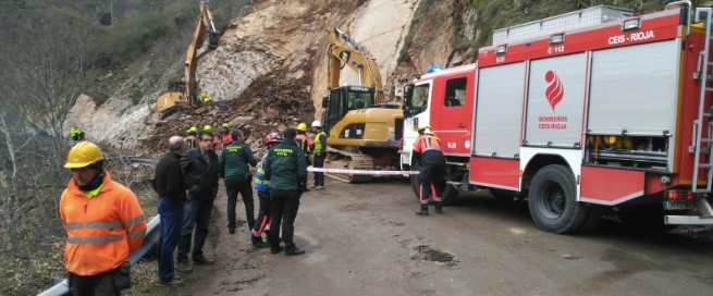 accidente laboral en la LR-113