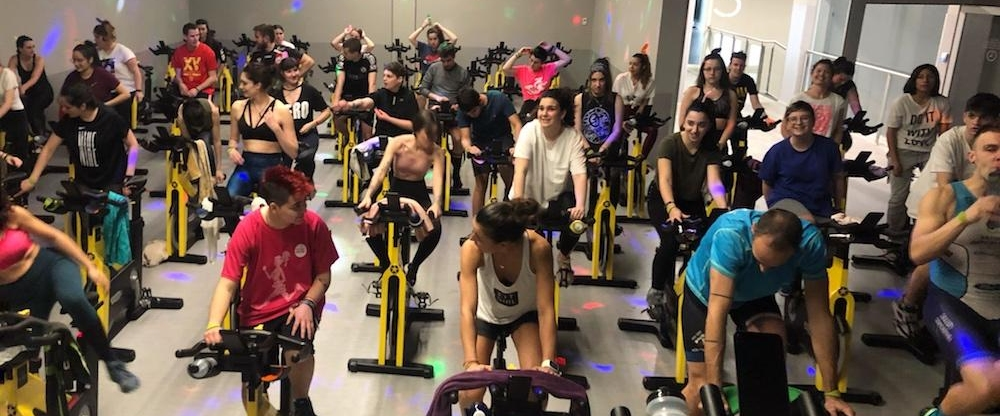 spinning solidaria