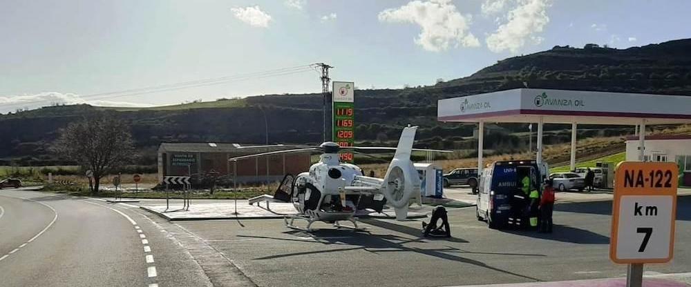 helicoptero estella